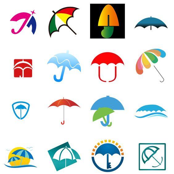 Image Result For Umbrella Logo Identidade Visual Identidade