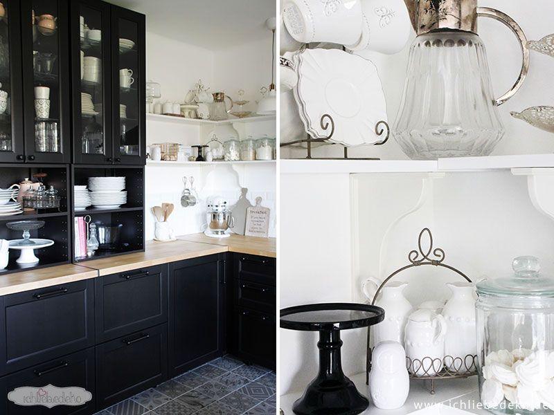 Skandinavische Küchenmöbel ~ Country küche kitchen skandinavischer stil neue