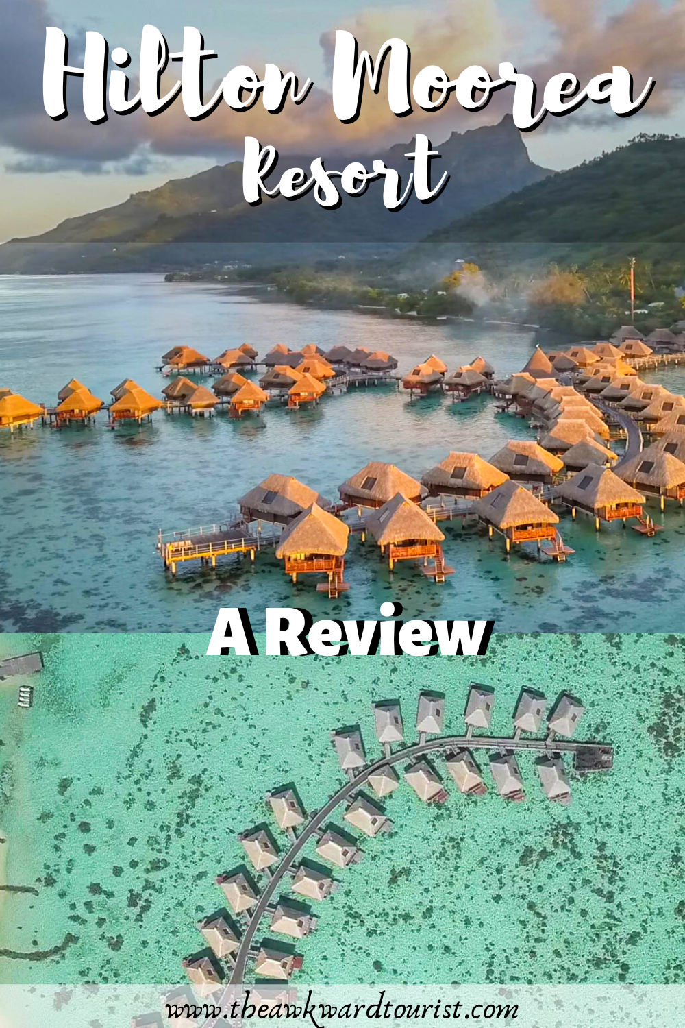 Hilton Moorea Resort and Spa A Review is part of Hilton moorea, Weekend travel destinations, International travel destinations, Tourist, Resort, Moorea - Check out an honest review of our stay at Hilton Moorea Resort & Spa in February 2020  We review facilties, food, staff, and amenities