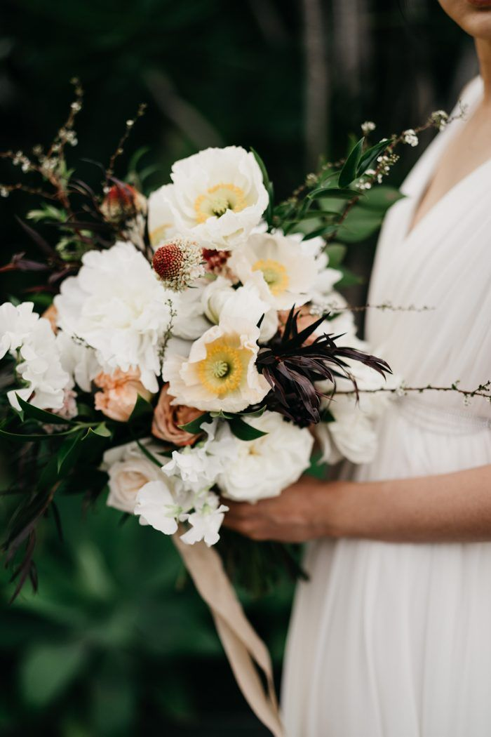 This Project Manager Bride Went Above and Beyond with the