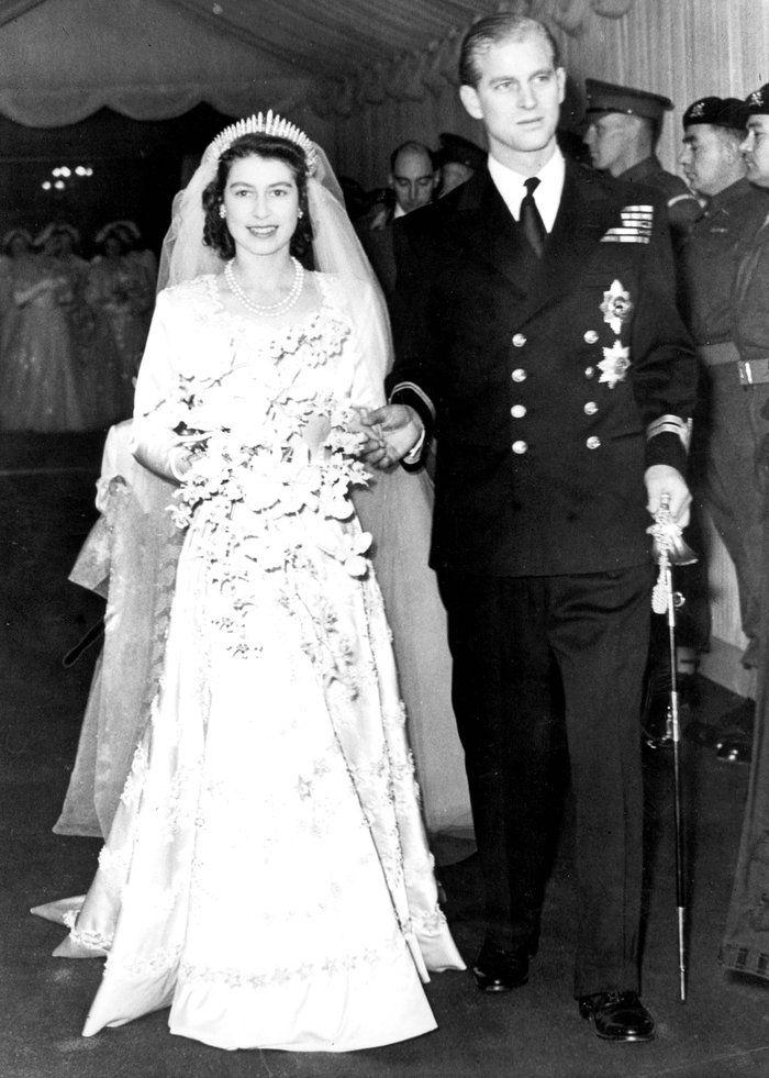 Meghan Markles Hochzeitskleid: So schlicht wie zehn ...