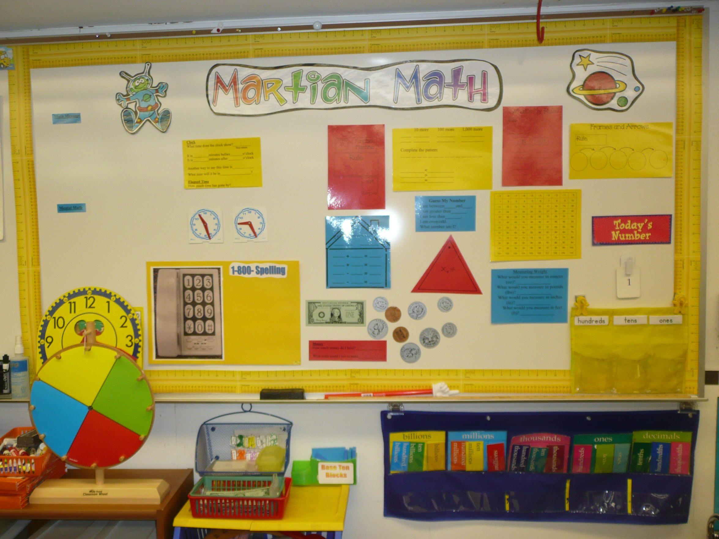 Classroom Decor Math : Space themed classrooms theme classroom