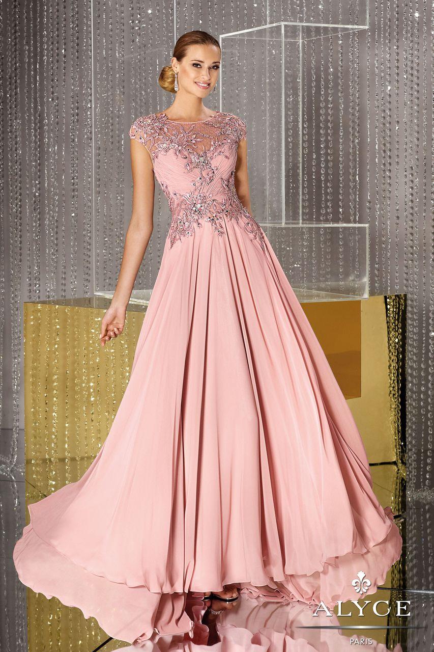 Bella Mera Bridal Boutique - Alyce Paris JDL - Jean De Lys 29627 ...