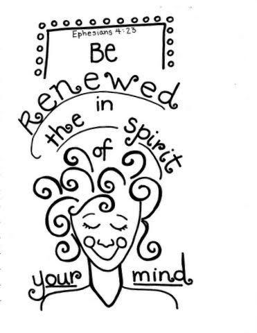 reneewed  bible coloring pages coloring pages christian drawings