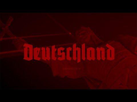 1 Rammstein Deutschland Official Video Youtube Rammstein Musik Album