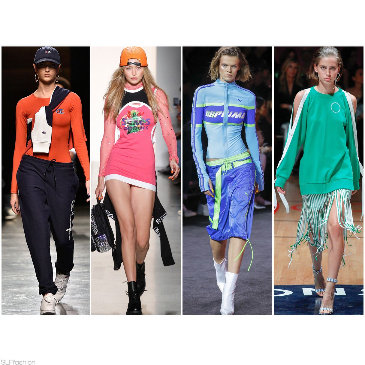Looks - Accessory Spring Trend: Neon Colorblocking video