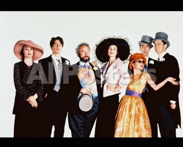 Four Weddings And A Funeral Movies Photo