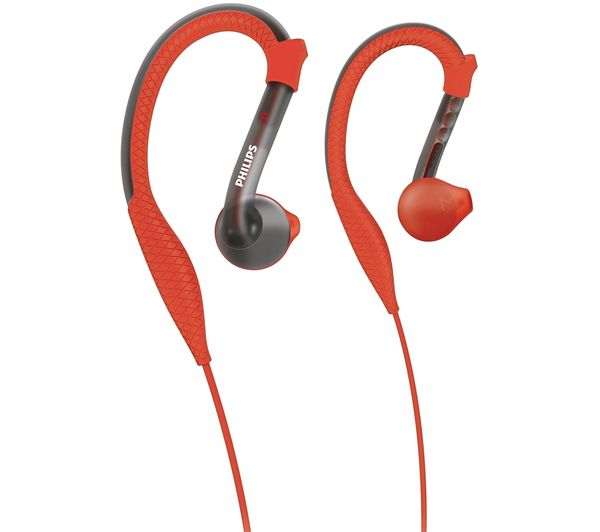 4ca9e21d758 Buy PHILIPS SHQ2200/10 Headphones - Orange & Grey | Free Delivery | Currys