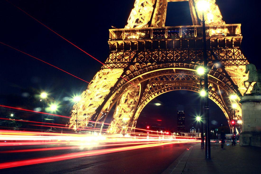 Resultado de imagen de paris night