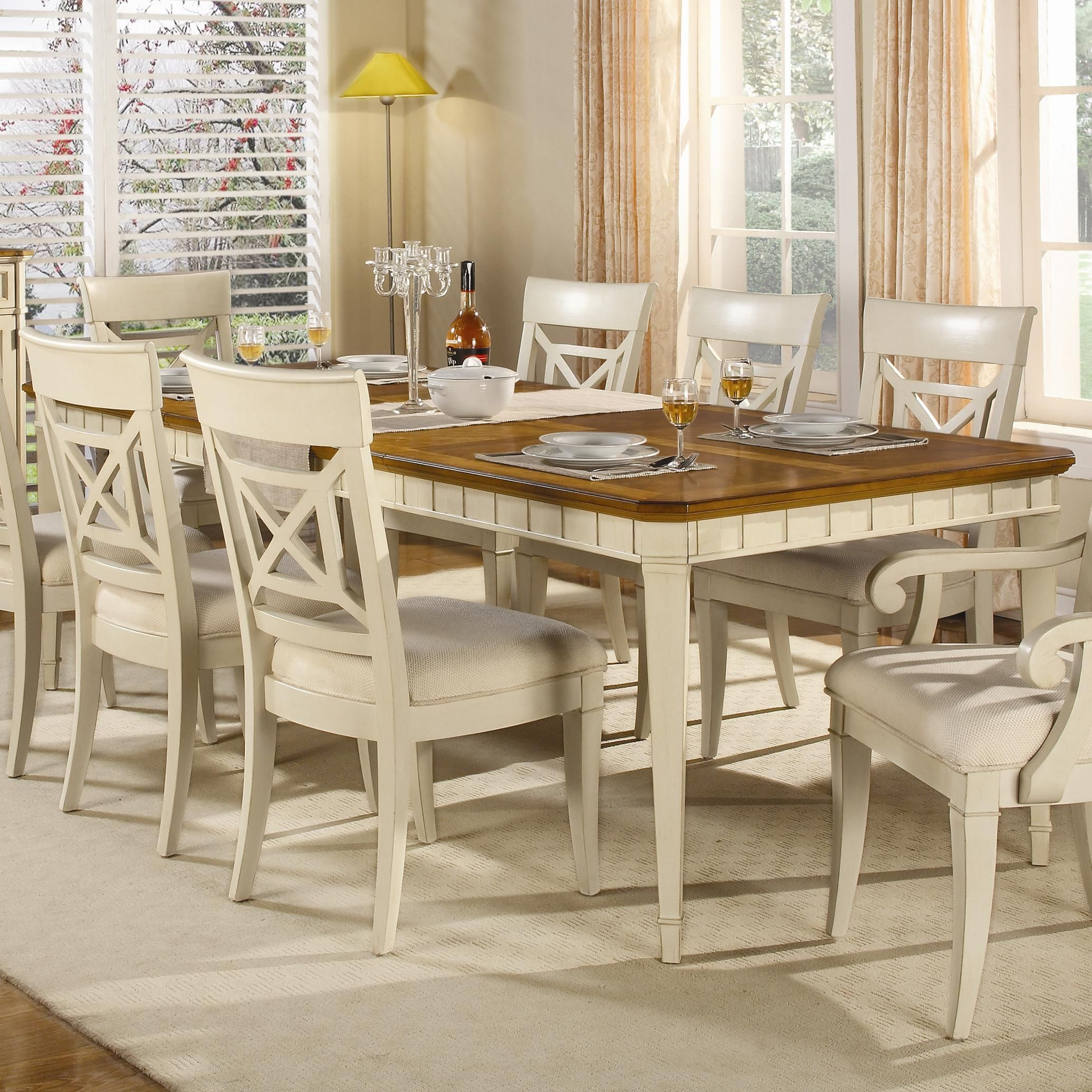 French Country Dining Room Furniture, Wynwood Dining Room Sets