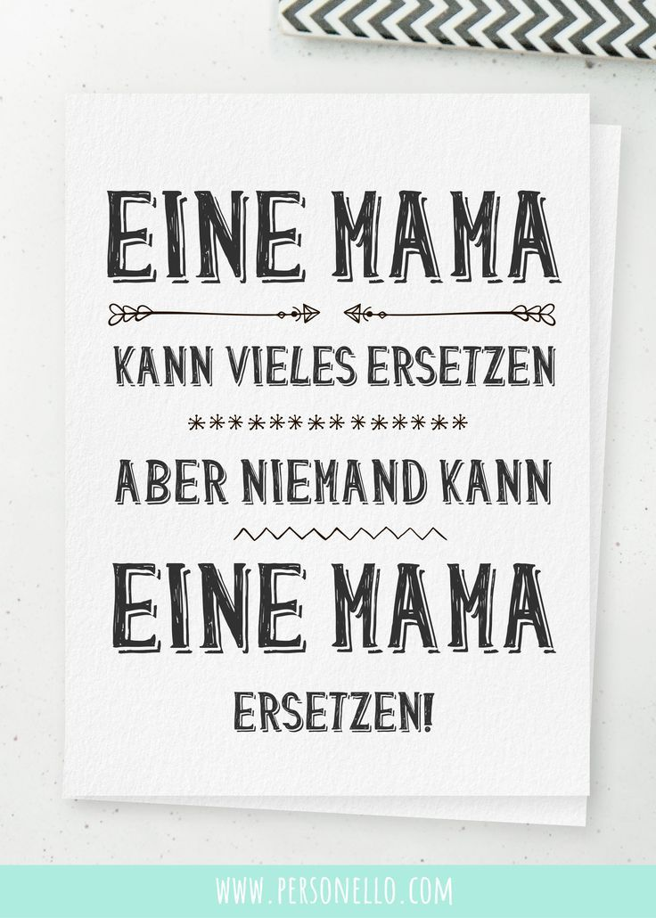 Postkarte Families Postkarte Spruche Geburtstag Mama