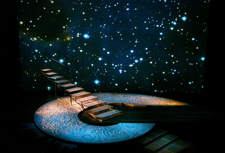 Image result for outer space theatre