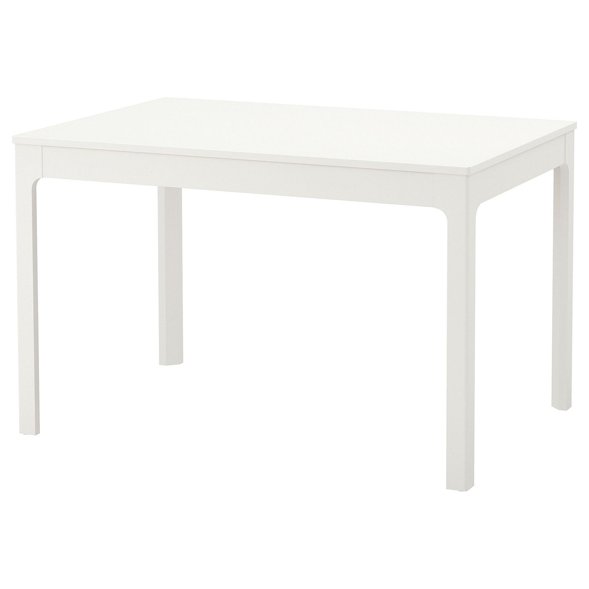 ekedalen uttrekkbart bord, hvit | blåbaerstien | pinterest | nest