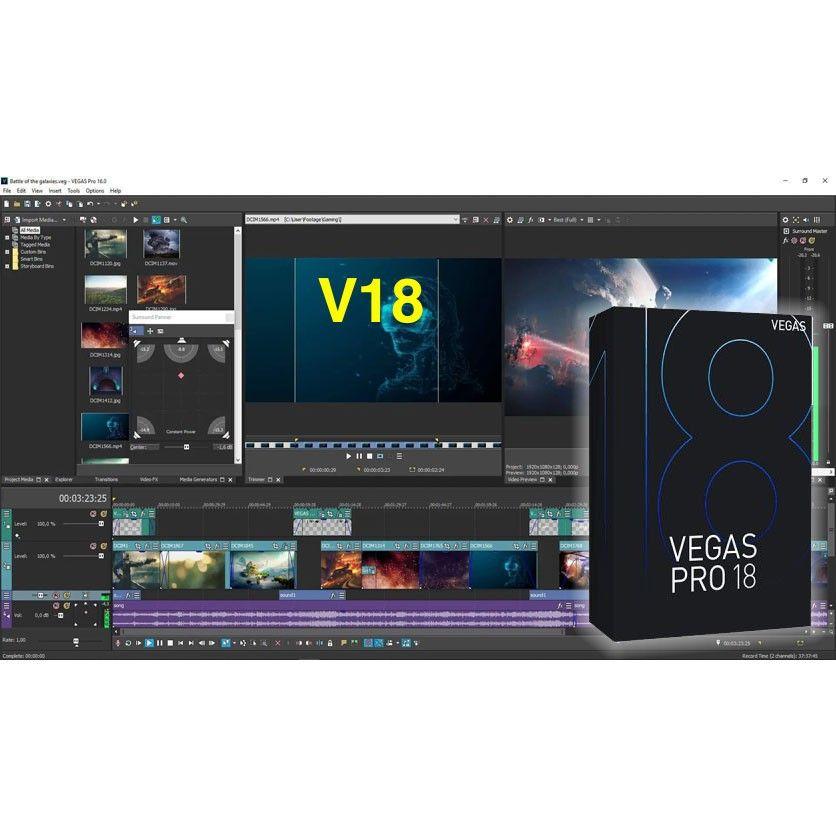 Pin On Sony Vegas Pro 18 Crack Keygen Free 2020 2021
