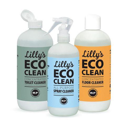 #Lillys Eco Clean #Natuurlijk #schoonmaken met de ingredienten van #oma ingredients.http://www.bewustgoed-winkel.nl/c-2034425/lilly-s-eco-clean/