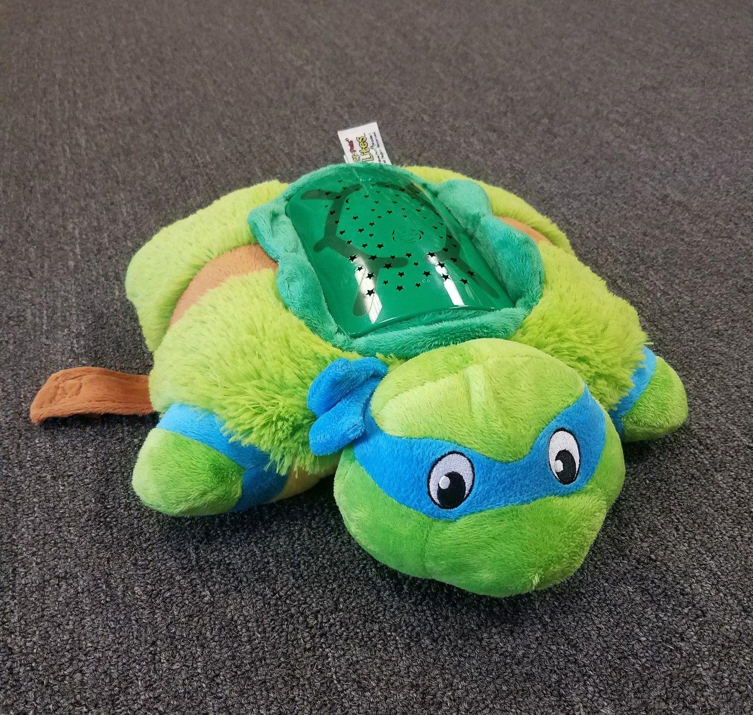 Dream lites pillow pets teenage mutant ninja turtle