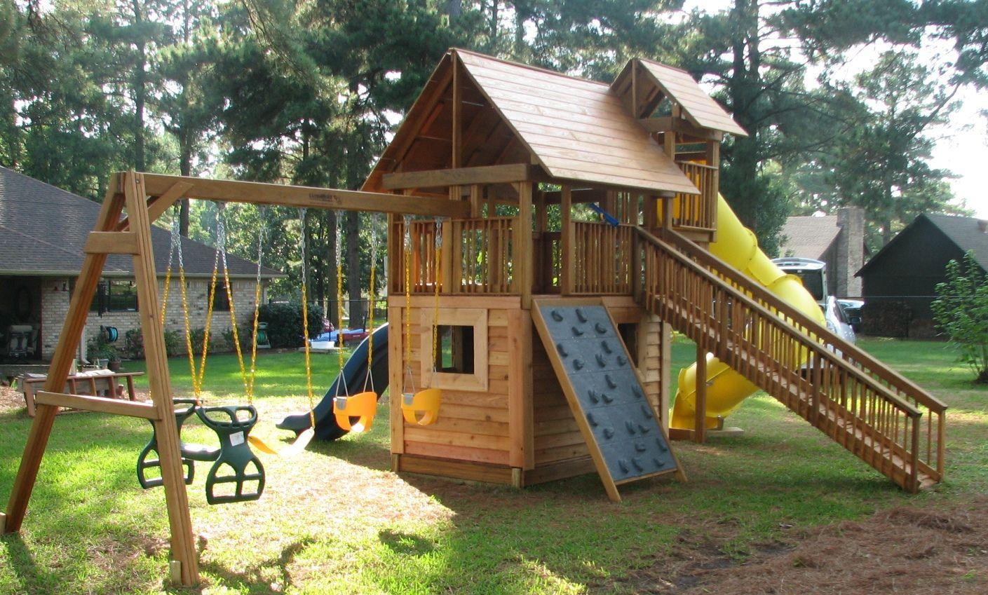 36f0c3602dd wood playground equipment residential