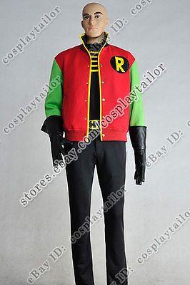 Robin Halloween Costume | Game | Pinterest | Robin halloween costume