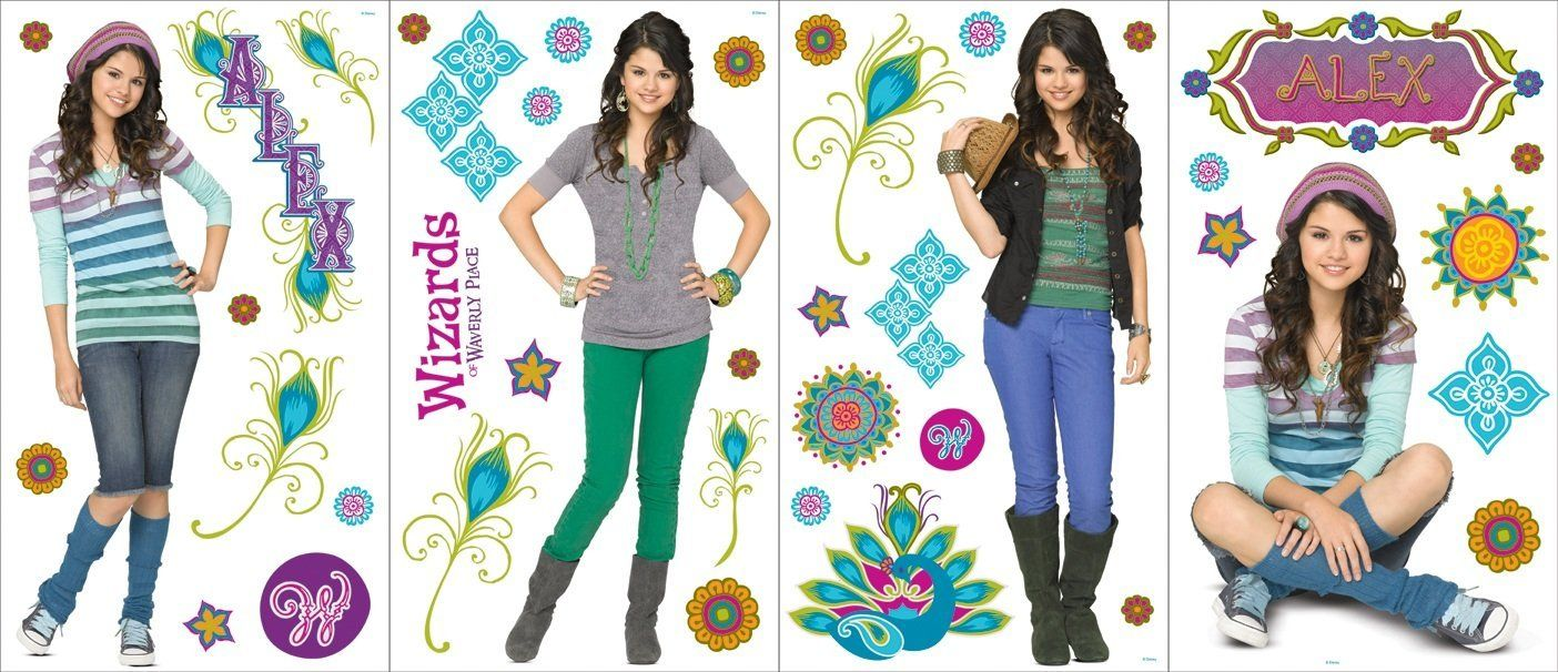 Wizards Of Waverly Place Wall Decal Wizards Of Waverly Place