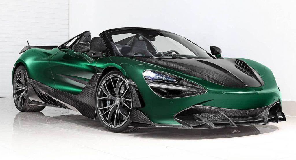 Topcar S Selling Their Mclaren 720s Spider Fury Tune In 2020 Car Inspiration Mclaren Top Cars