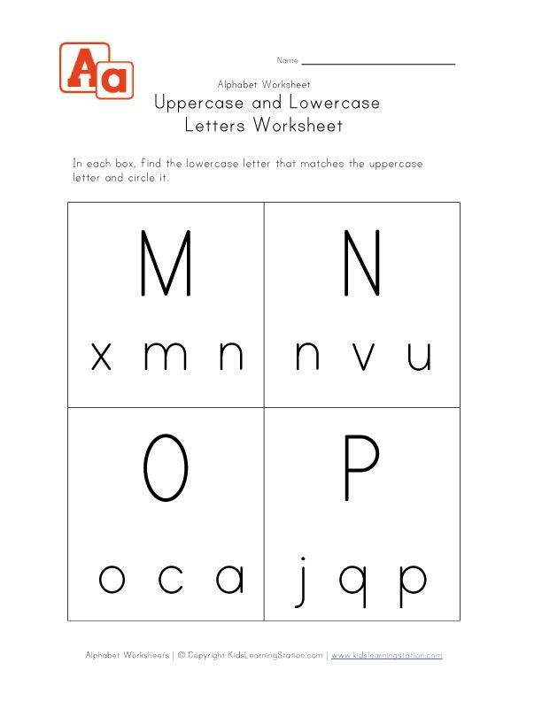 lowercase and uppercase m n o and p worksheet alphabet. Black Bedroom Furniture Sets. Home Design Ideas