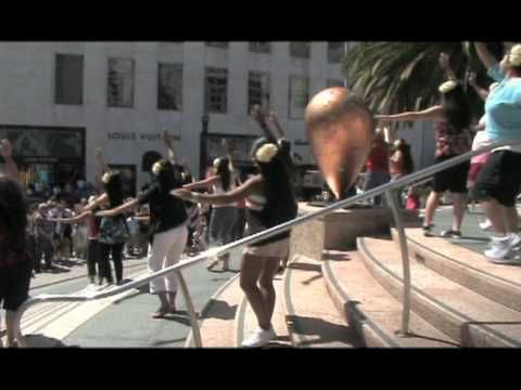 Hit and Run Hula, Union Square Steps