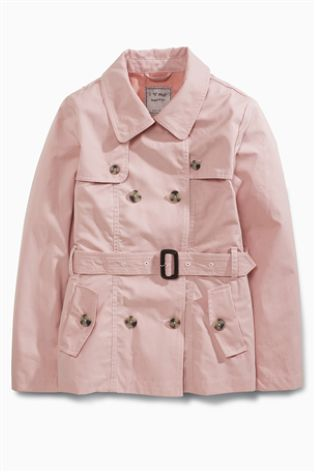 Buy Belted Mac (3-16yrs) online today at Next: Belgium