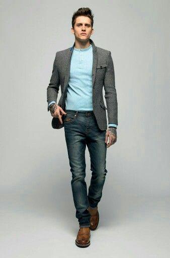 Menu0027s Fashion ropa hombre Pinterest Moda masculina, Para