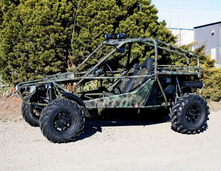 Suzuki Shooting Buggy