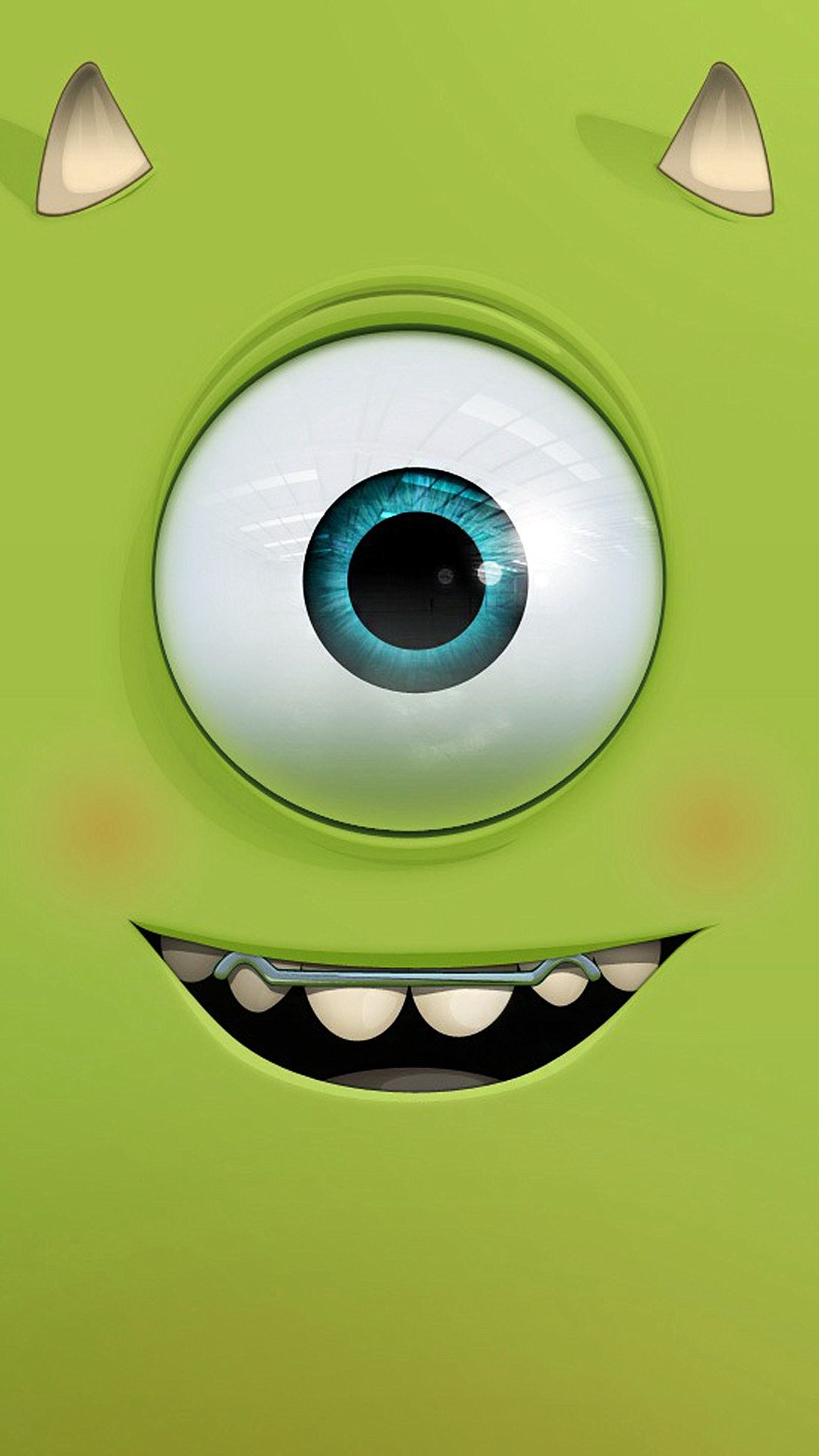 Funny Cutie Monster Inc Tap To See More Cute Cartoon Wallpapers