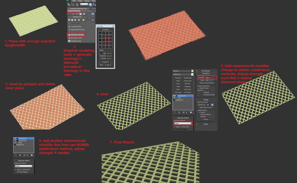 FAQ: How u model dem shapes? Hands-on mini-tuts for