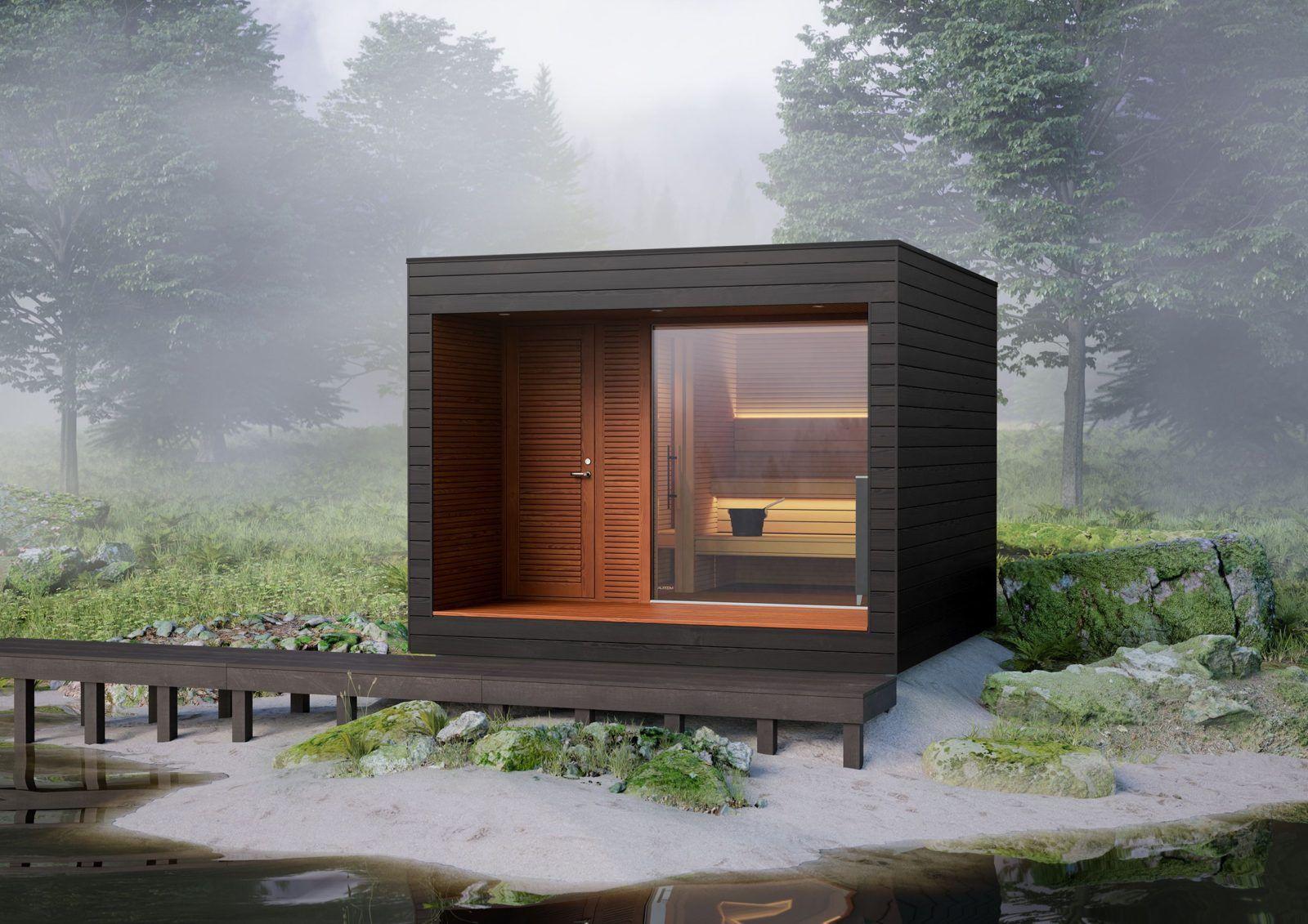 Saunas Nordic Sauna Customize Your Sauna Now Sauna Design Outdoor Sauna Sauna House