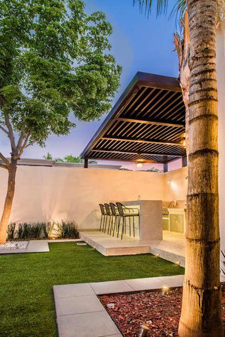 Jardines ideas dise os e im genes casas pinterest for Diseno de jardines para el hogar