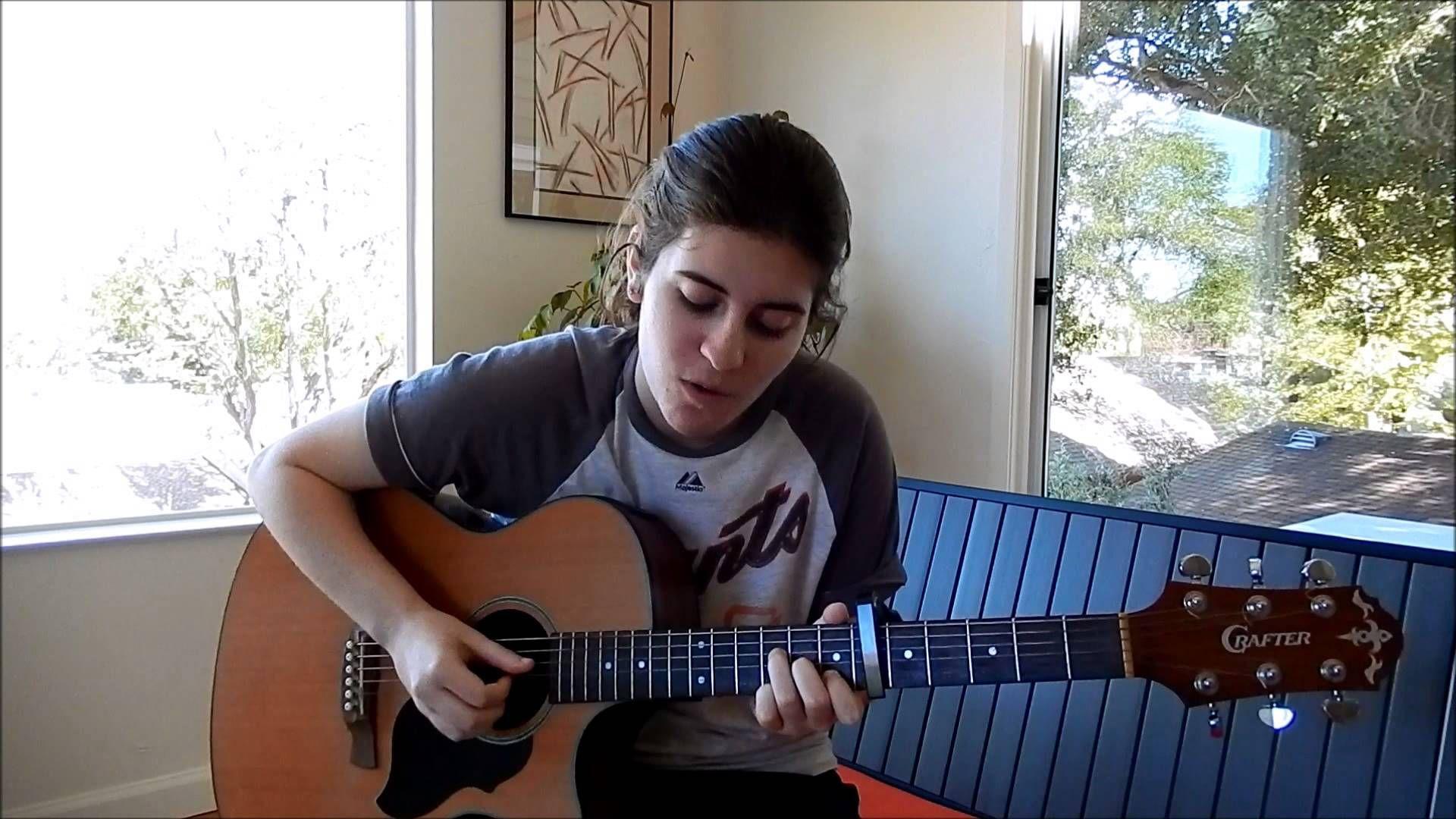 Eyelashes Tori Kelly Guitar Tutorial Everything Tori Kelly