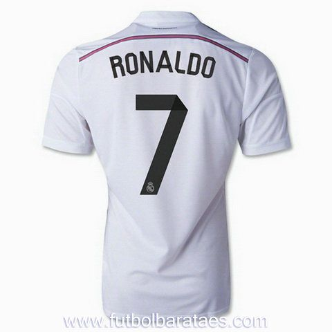 camiseta nueva de cristiano ronaldo