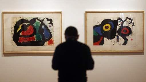 Portugal verkoopt nu toch collectie van de schilder Miro