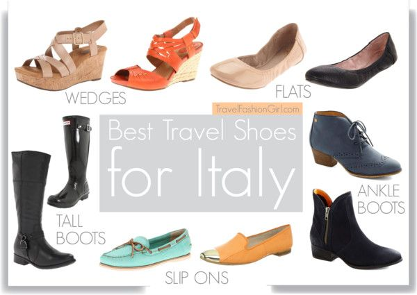 If you're wondering what are the best travel shoes for Italy to avoid  looking