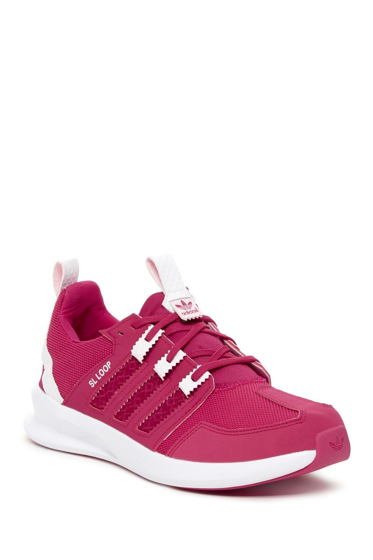 adidas | SL Loop Runner Sneaker (Big Kid) | Nordstrom Rack