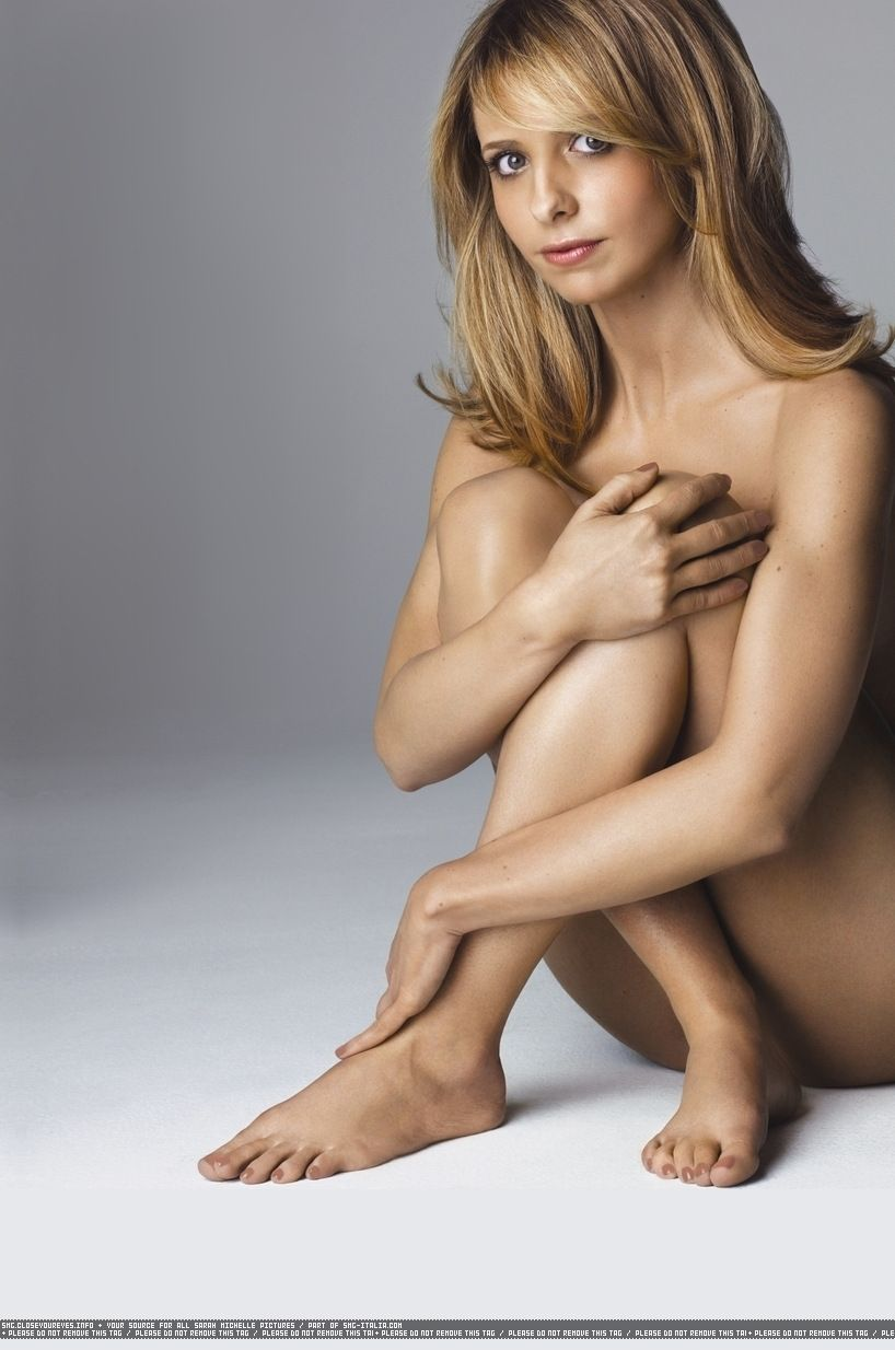 You Sarah michelle gellar hot buffy with you
