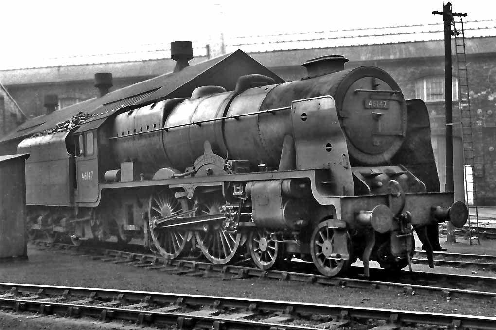 BR  46147  The Northamptonshire Regiment