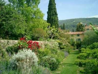 Jardins de la Villa Fort de France