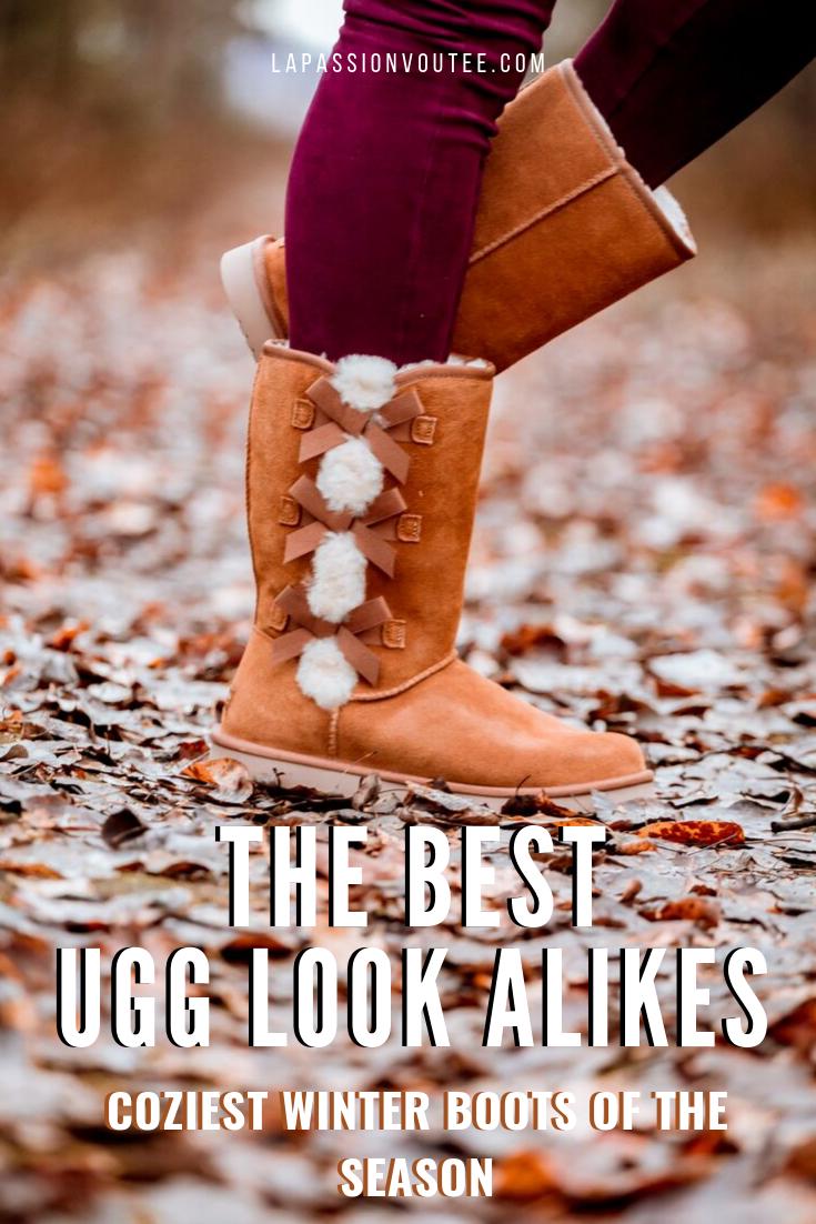 17 Best Ugg Look Alikes: Splurge vs Save on Ugg Dupes in