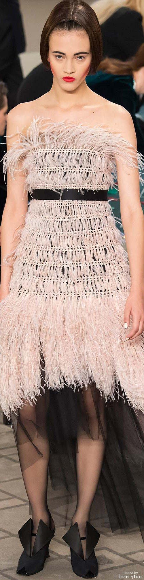 Chanel Couture Fall 2015 | 4 | Pinterest | Vestidos cortos de fiesta ...