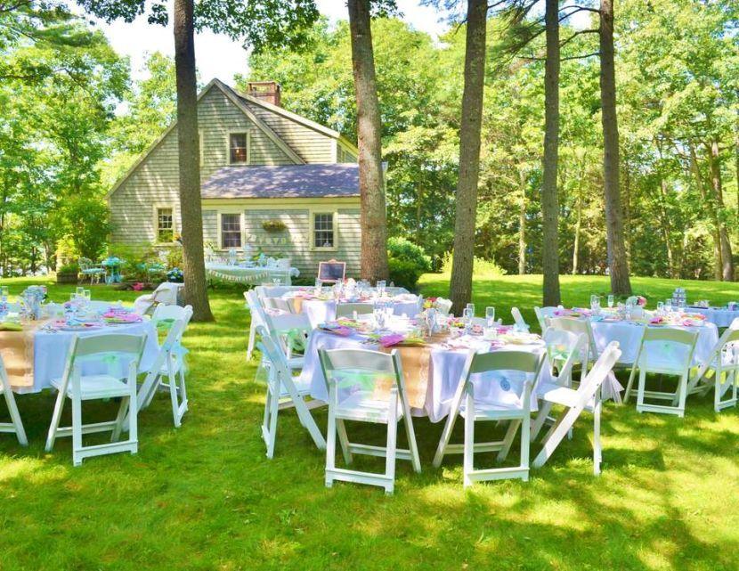 deco bapteme jardin | Déco Table de Baptême | Pinterest | Deco table ...