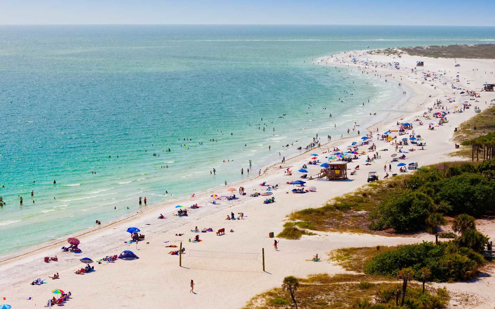 10 Best Places to Travel in March  Best beach in florida, Florida