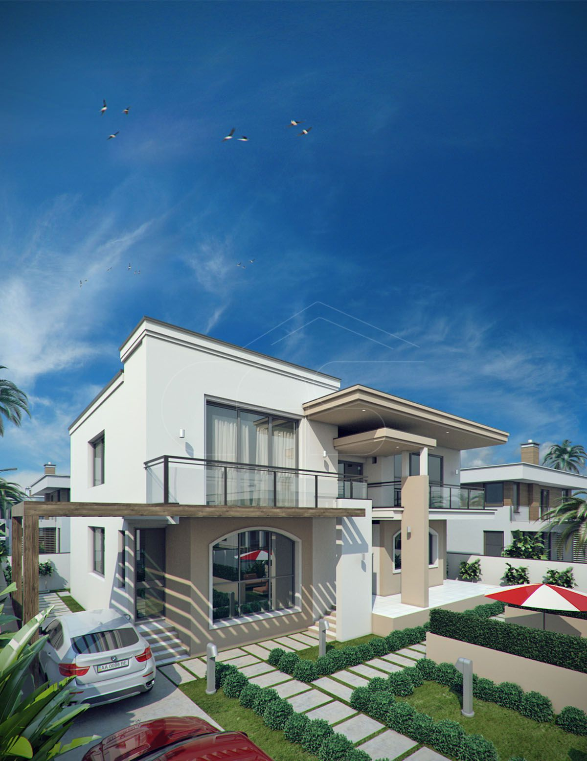 Modern Arabic House Design Basra Cas House Exterior House Structure Design Exterior House Colors
