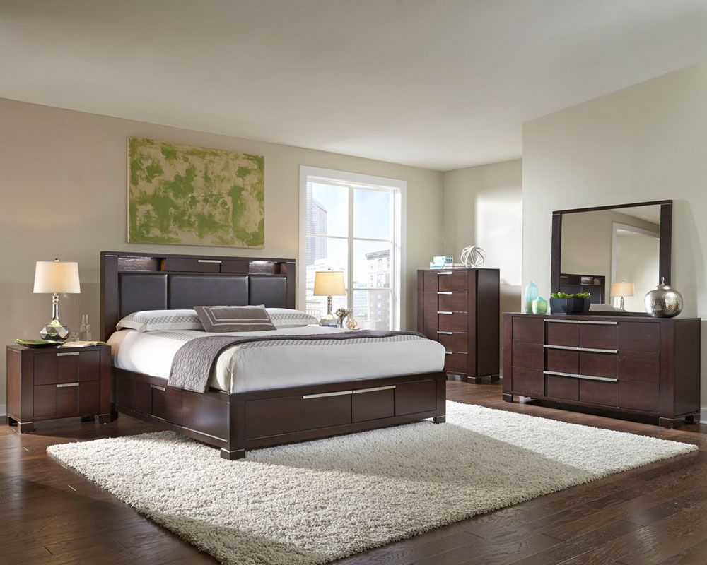 Best White Contemporary Bedroom Sets Combine Contemporary 400 x 300