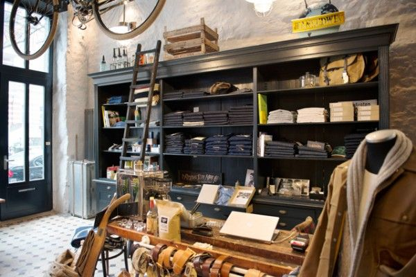 Vater Sohn Hamburg Retail Design Store Interior Retail Design Blog