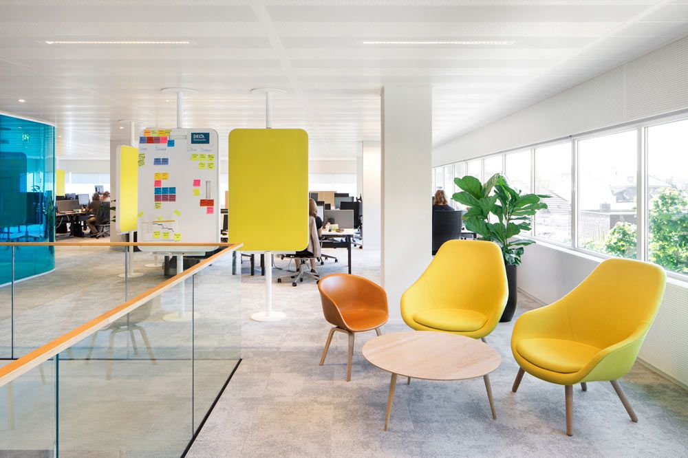 Hollandse Nieuwe Designs Happy Headquarters For A Funeral Insurance Company Interior Design Institute Interior Design Companies Design