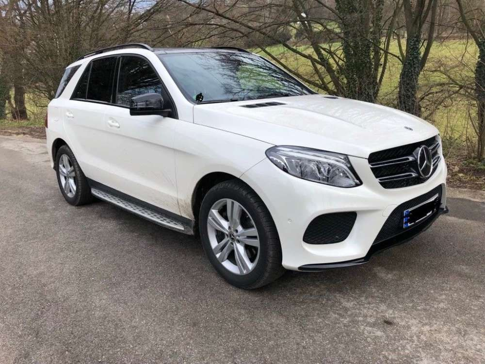2017 Mercedes Benz Gle 350 D Suv Diesel 4matic 9g Tronic Tags